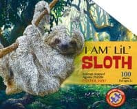 I AM LIL SLOTH - 100 Pieces Madd Capp Puzzles